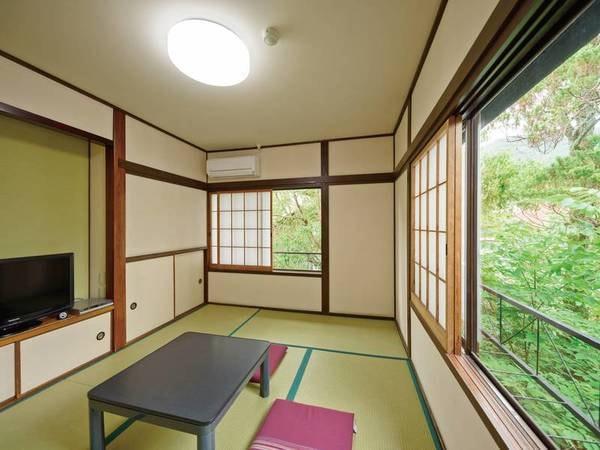 和室6畳・トイレ共同【禁煙】/一例