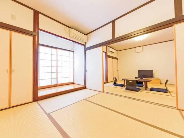 和室 6畳+8畳「蘇芳」【禁煙】/一例