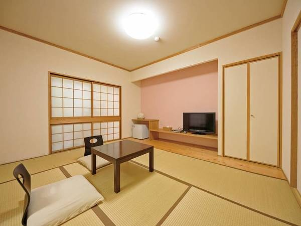 温室風呂付和室6畳「櫻」【禁煙】/一例
