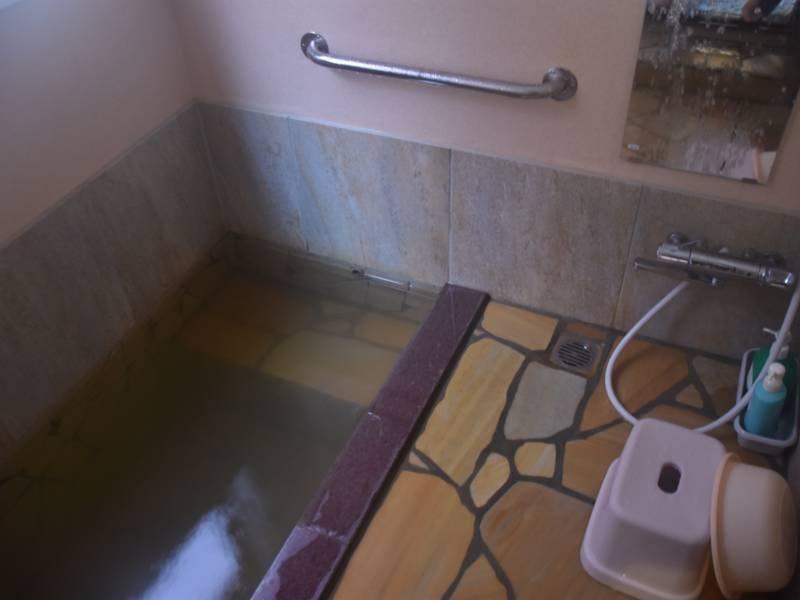*貸切風呂/予約不要。空いていればいつでもご入浴できます。