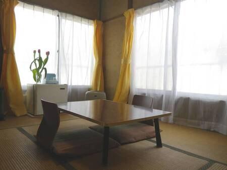 *ゆったりと寛げる6~7.5畳の和室です。