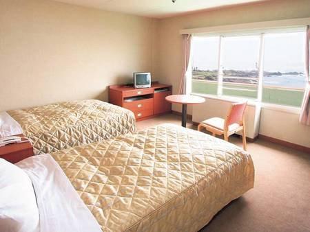 【洋室/例】寝起きが楽な洋室でくつろぐ