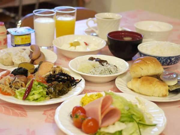 朝食付き/一例