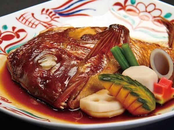【鯛のかぶと煮/例】おすすめの逸品