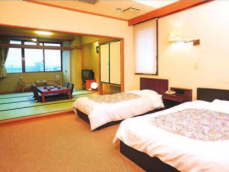 和洋室 【和洋室/例】ベッドが嬉しい和洋室!人気タイプのため、お早めに!
