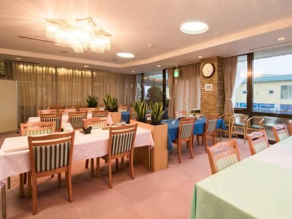 *【館内/レストラン】お食事はレストランにてお召し上がりください。
