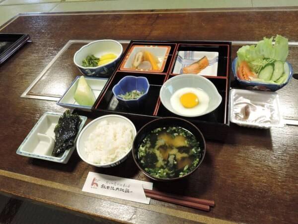 *朝食/体に優しい和食をご用意いたします。