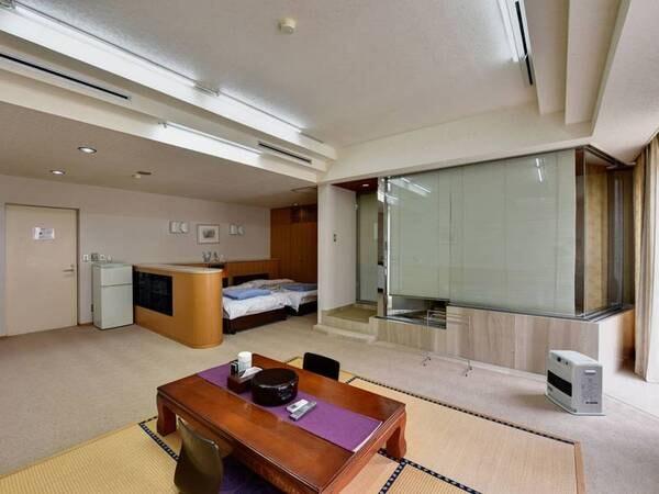 *【洋室一例】広々とした空間で、静かにゆっくりとお過ごしいただけます。