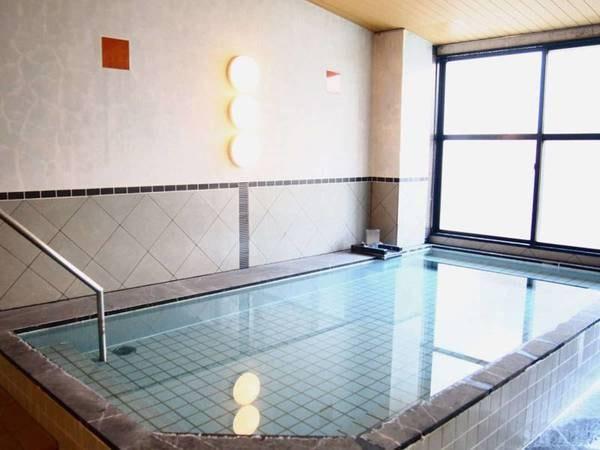 *【男性用大浴場】遊んだ後はお風呂でリラックス