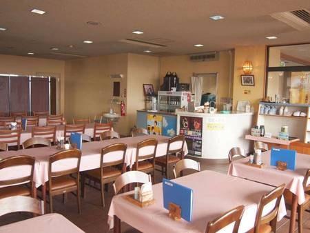 *【レストラン東山】夕食・朝食会場になります