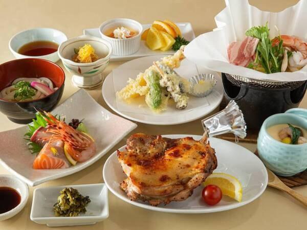 *【骨付き鳥】香川のご当地グルメが味わえる人気のプランです。