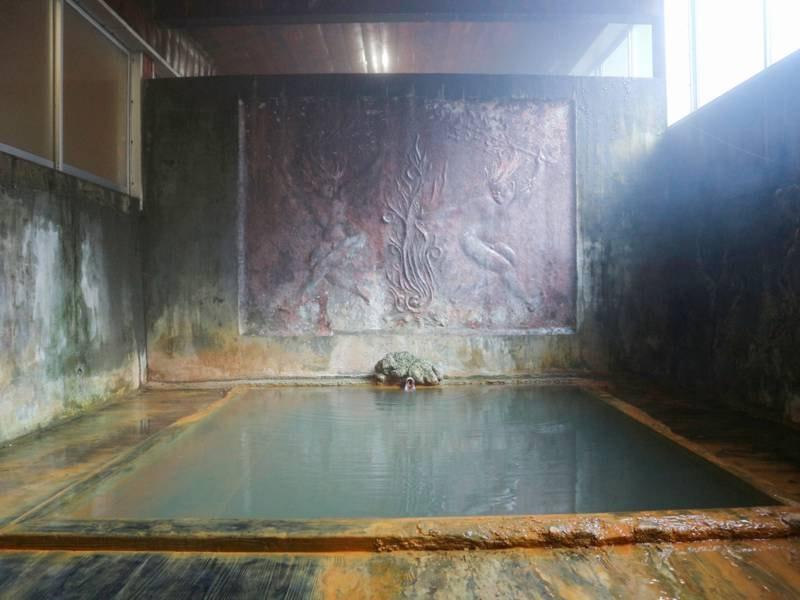 *[大浴場]湯治場の風情を色濃く残す当館の「雲井乃湯」