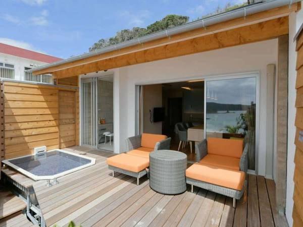 【客室/例】3階海側 露天風呂付洋室【禁煙】