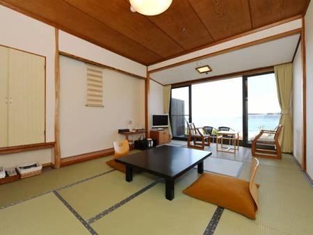 【客室/例】1階海側8畳【食事場所おまかせ/禁煙】
