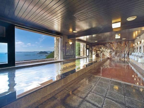 【鴨川ヒルズリゾートホテル】海の幸を味わう会席と海と夕陽を一望できる展望風呂が人気!早めのご予約でタワー館を無料確約プランあり!