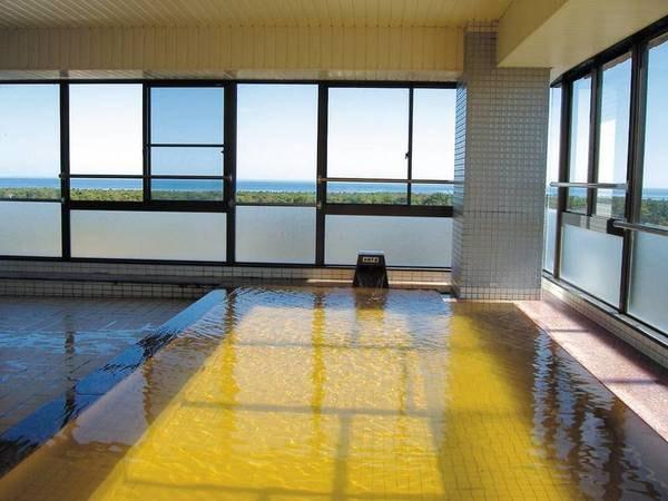 【ホテル白洋】都心から約60分の好アクセス!料理自慢の宿 九十九里浜を一望できる最上階の展望風呂が魅力