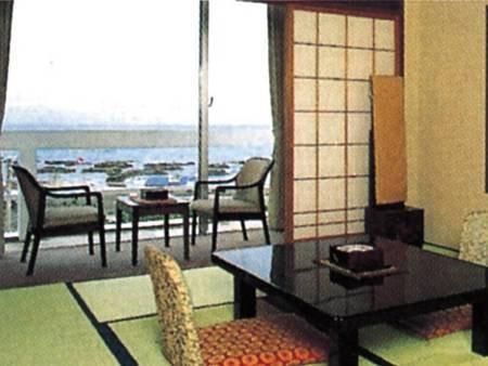 【和室/例】全室海側!広々10畳和室