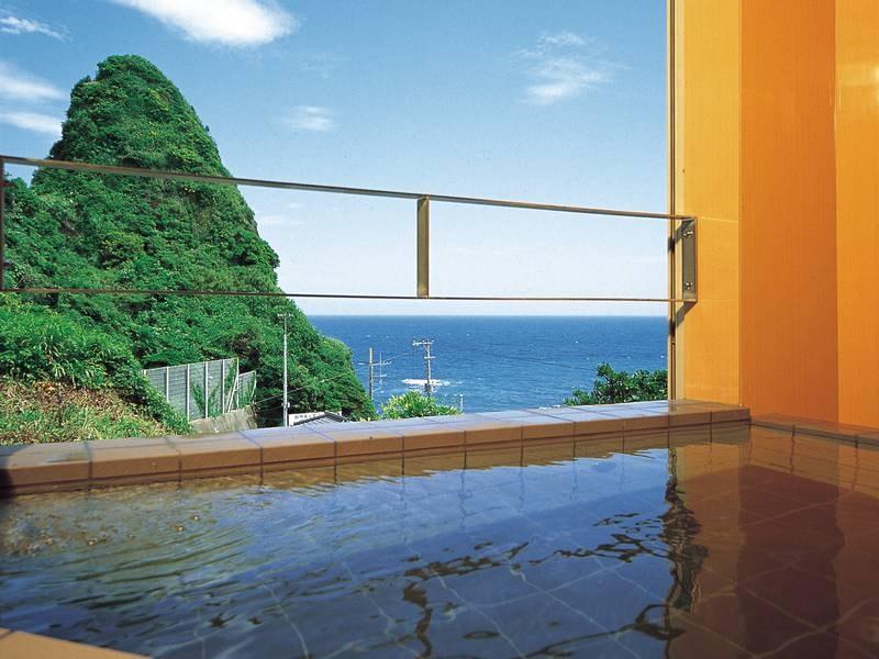 【貸切風呂/有料】海の見える貸切風呂