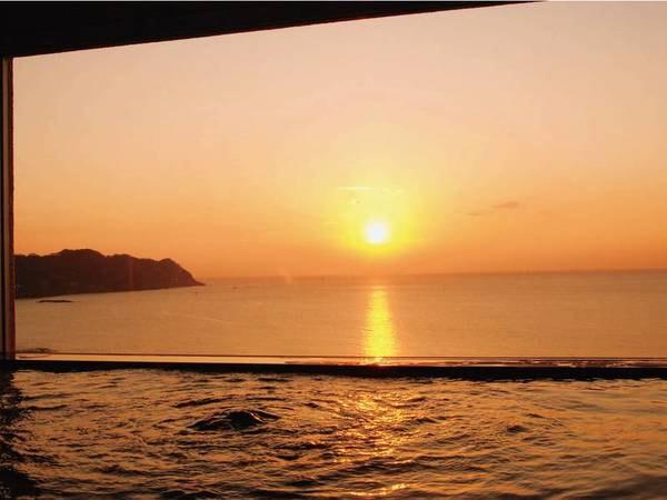【グランビュー岩井】夕日がキレイな海一望の絶景展望温泉が人気! 貸別荘タイプのコンドミニアムで自由気ままに滞在♪