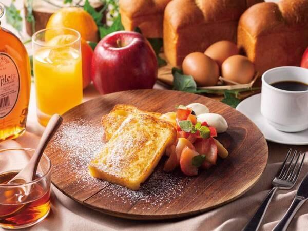 【朝食例】ビュッフェ形式でご用意