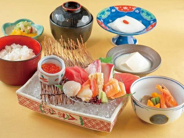 【夕食/例】四季折々の旬食材を用いた会席料理