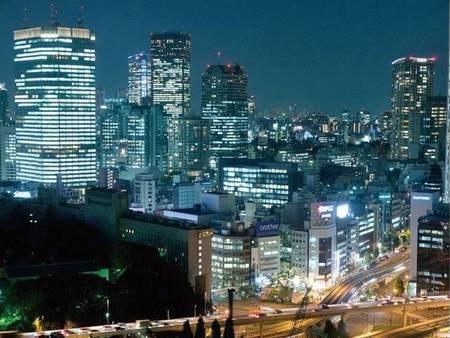 全室14階以上の高層階!東京の街を眺めながらゆったりと寛げる