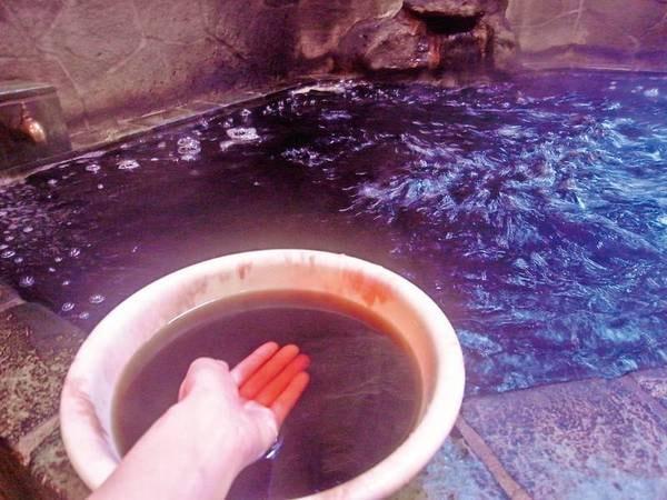 【ゆ~シティー】黒湯温泉が楽しめるチケット付きプランもあり