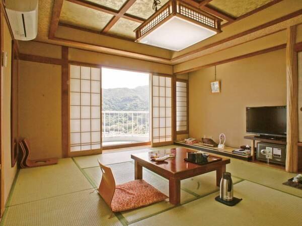 【客室/例】眺望の良い広縁付の10畳和室