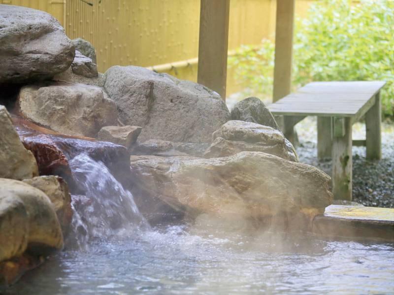 【大浴場】大涌谷から引湯している良質な湯