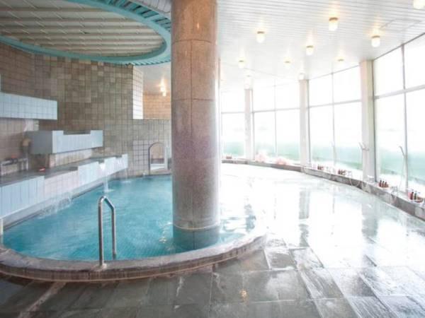 【箱根 ホテル花月園】大涌谷からの源泉かけ流しの貸切風呂は24時間無料でご利用OK