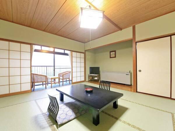 【和室10畳(禁煙)/例】純和風数寄屋造りの落ち着いた和室へご案内