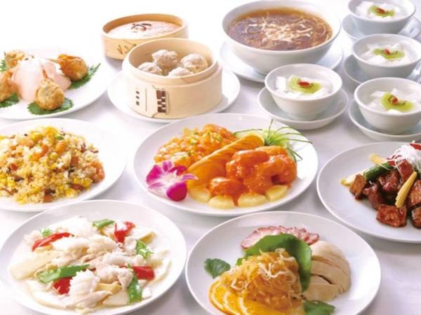 【中華街提携6店舗/例】提携の中華街の店舗でお食事を