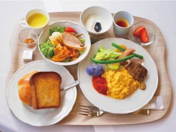 朝食/洋食/例
