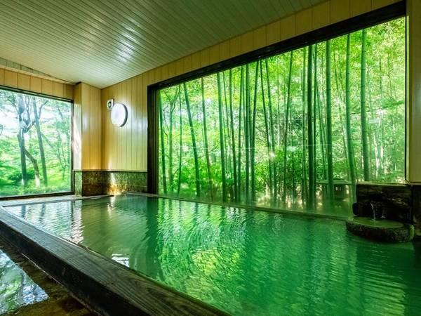 大浴場『源氏の湯』