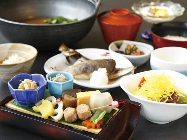 【朝食/例】一日の始まりは元気な挨拶と美味しい朝ご飯から
