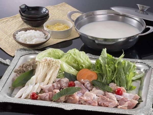 【ケータリング】選べるお手軽夕食・豆乳鍋/一例