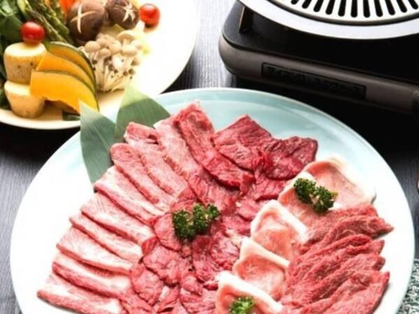 【ケータリング】選べるお手軽夕食・焼肉セット/一例