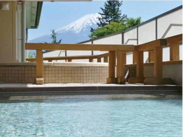 【レイクランドホテルみづのさと】360度近くの大パノラマ楽しめる展望風呂をはじめ多種多様な温泉をご用意!