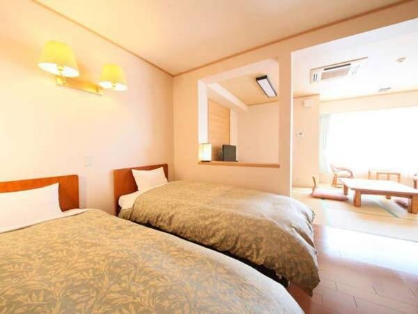【富士山側】1日1室限定和洋室/一例
