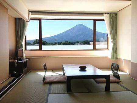 リニューアル富士山側和室シャワートイレ付/一例