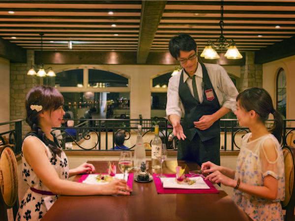 レストラン食