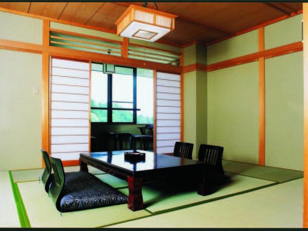 【本館和室/例】清潔感のある客室でゆっくり