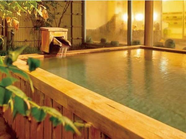 【すわ湖苑】心こもる信州田舎料理とかけ流しの檜露天風呂