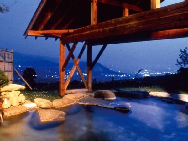 【ホテルセラン】露天風呂から昼夜ともに絶景を眺望 信州の味覚満載の和洋中こだわりバイキング!