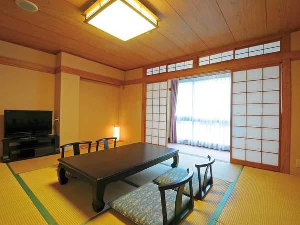 【客室/例】広々とした10畳和室