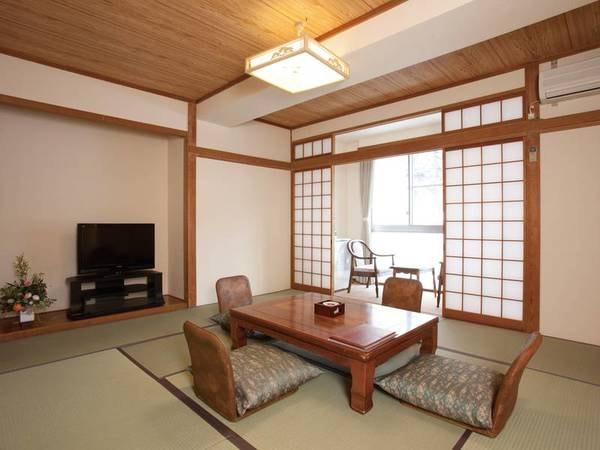 【客室/例】和の趣あふれる8畳和室