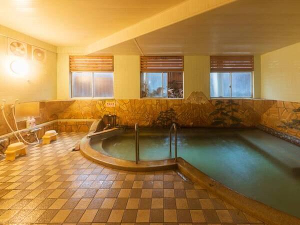 *【大浴場】大浴場/小浜の中でも良質の泉質を誇る湯船。