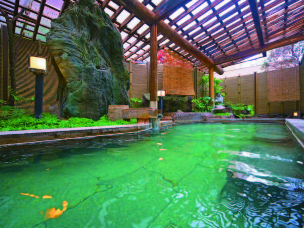 【ホテルひさご荘】新潟の奥座敷・月岡の名湯と笑顔のおもてなしに和む宿
