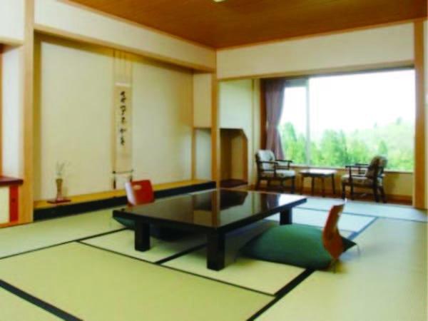 【10畳和室/例】落ち着いた客室でゆったり