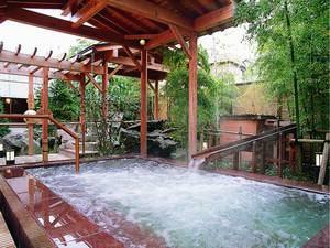 【季里の湯 泡風呂】気泡がはじけるとてもヘルシーなお風呂